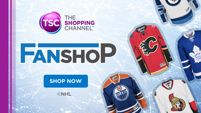 Get NHL gear today from TSC.ca!
