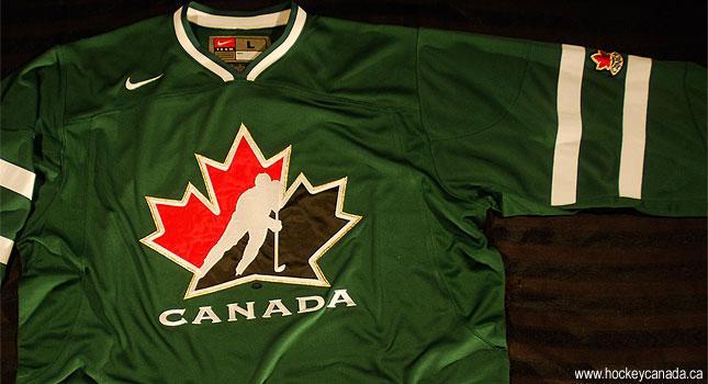 differently b5bd4 2f889 Hockey Canada goes green for world juniors - Sportsnet.ca