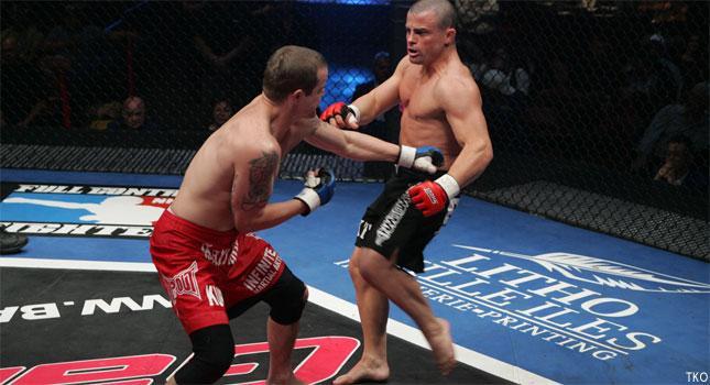 Mixed martial arts in Ontario