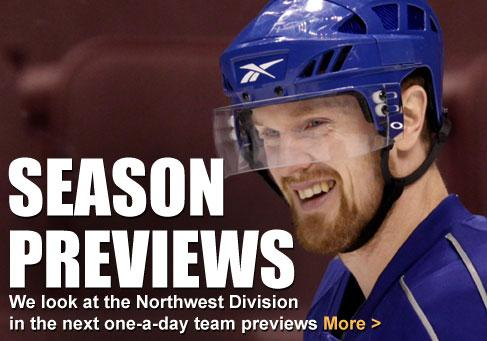 Betere NHL Team Previews: Northwest Division - Sportsnet.ca QI-15