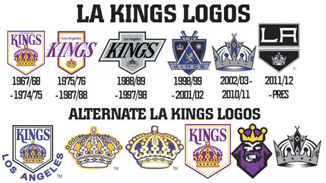 L A Kings Clear Up Logo Confusion Sportsnet Ca