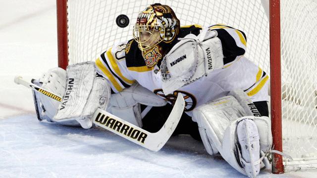 Hearsay: Bruins Set To Reward Rask