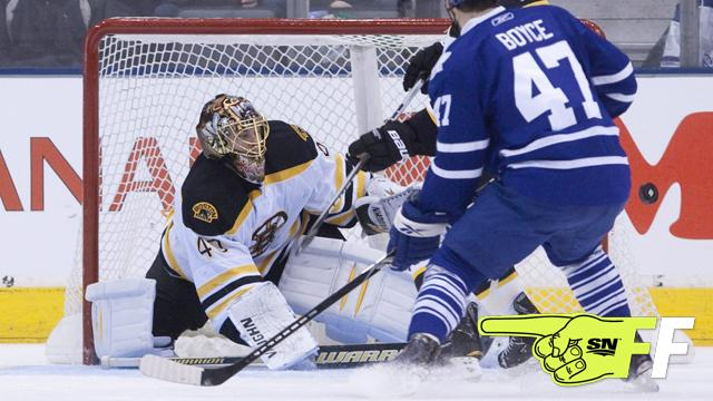 brand new 832a8 7d1fe Fan Fuel: Maple Leafs trading Tuukka Rask was worse than ...