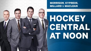 Hockey Central At Noon
