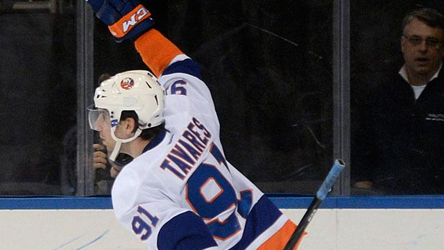 Insatiable Drive For Isles' Tavares