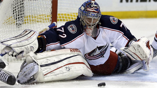 KHL: Report - Jackets' RFA Bobrovsky Talking To League