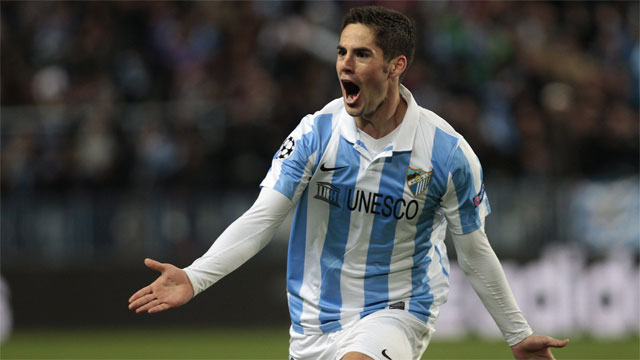 Isco's goal in the 43rd minute of Malaga's second leg against FC Porto helped seal the Spanish team's trip to the quarter-finals. The 20-year-old Spaniard has been vital in Malaga's first Champions League appearance.