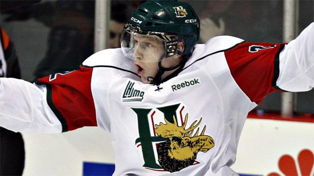 QMJHL: Mooseheads Advance To League Final