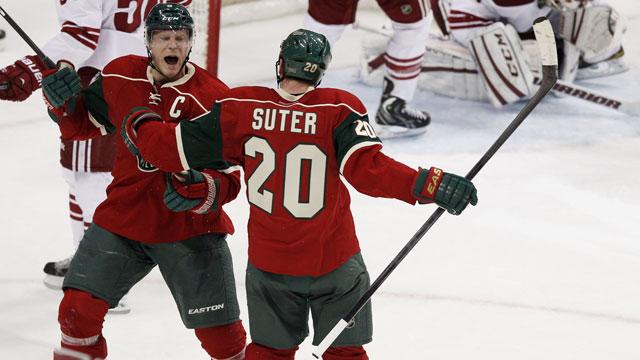 NHL Power Rankings: Minny Gone Wild