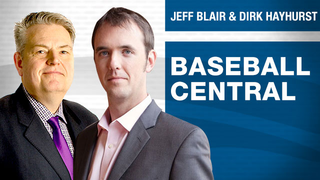 Blue Jays Relief Pitcher Steve Delabar On Baseball Central