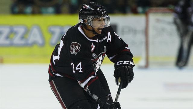 WHL: Dumba Scores In OT As Rebels Beat Hitmen