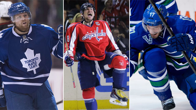 Playoff Push: Maple Leafs, Canucks Can Clinch:;2