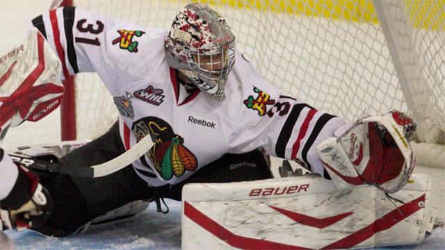 WHL: Winterhawks Blank Oil Kings To Even Series