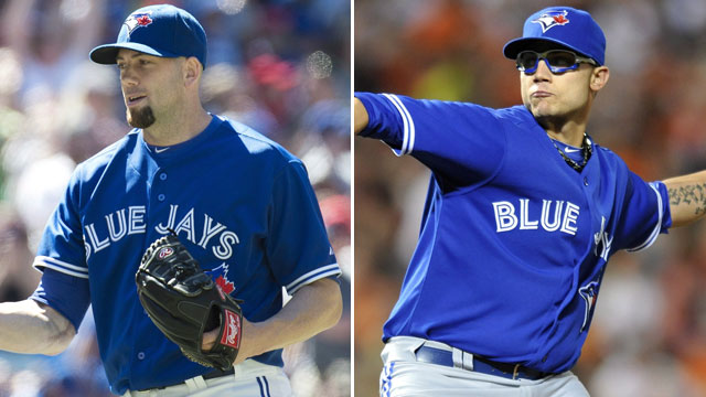 Jays notebook: Delabar, Cecil looked to for relief