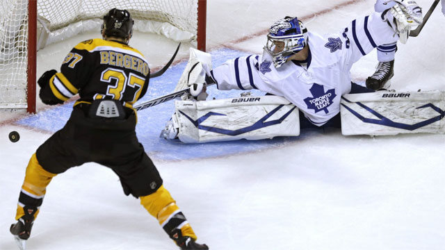 Leafs In Boston First Time Since Elimination