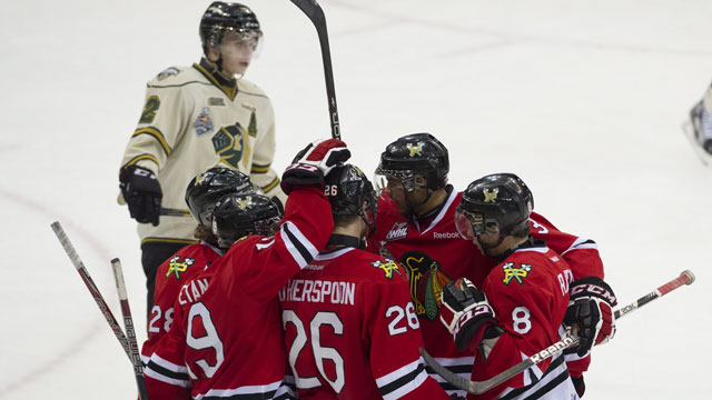 CHL: Winterhawks Down Knights, To Face Halifax In Memorial Cup Final Sunday
