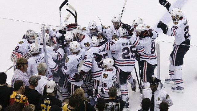 Five Things Evident After Blackhawks' Win