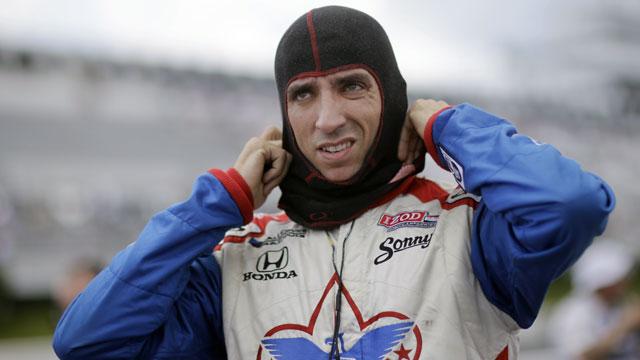 Britain's Justin Wilson of Dale Coyne Racing (AP/Mel Evans)