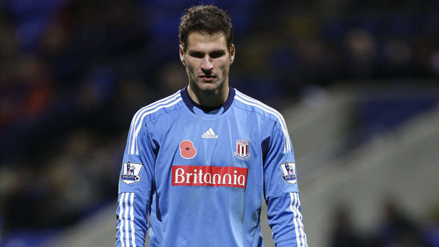 Despite rumours of serious interest from the likes of Liverpool and Arsenal, Stoke City keeper Asmir Begovic is committed to be a Potter long term. He lived in Edmonton for a spell and even featured in 11 matches for Canada's under-20 team between 2004 and 2007, but Begovic has long put to bed any question of his allegiances and has been Bosnia-Herzegovina's first choice national keeper since the summer of last year. His performances for Stoke have ranged from spectacular to woeful, but he garnered enough support at the West Midlands club to get a contract that keeps him there till 2016. Begovic enters the season as the undisputed No. 1 for his club and country and is as athletic and solid a keeper as any in the Premier League. (AP/Jon Super)