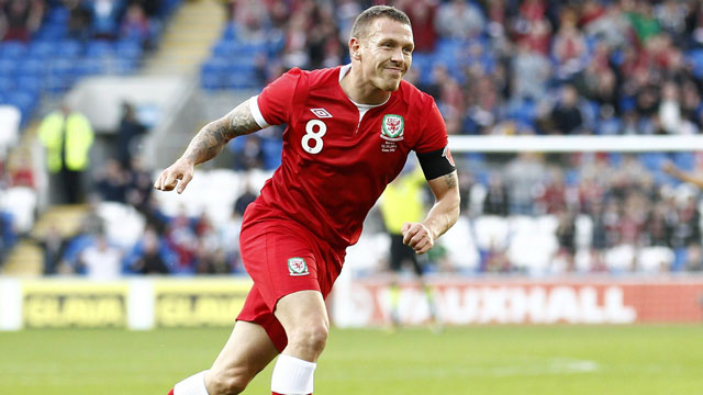 There are likely few players in the league happier than Cardiff City's Craig Bellamy. The 34-year-old Welsh forward was acquired in a free transfer last summer after a failed second go-around at Liverpool and proceeded to secure his boyhood club's first promotion to the Premier League in 51 years. Known for a high production rate, Bellamy will be highly counted on for leadership and goals on a very inexperienced group from Wales' capital (AP/Jon Super)