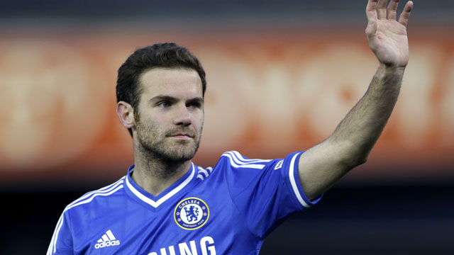 Ever since Chelsea brought Juan Mata to Stamford Bridge from Valencia, the Spaniard has been dynamite. Perhaps the Premier League's best passer, the midfielder Mata was the central London club's Player of the Year for the second season in a row last year, and by all accounts will continue to be one of the league's top players. The Spanish National Team does not often go outside their loaded domestic league when picking players, but for Mata, manager Vicente del Bosque tends to make an exception (AP/Julio Cortez)