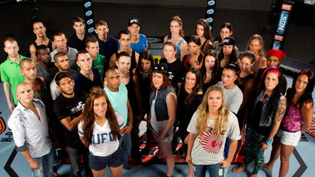 Hill One Of Five Canadians Named To Tuf 18 Cast Sportsnet Ca