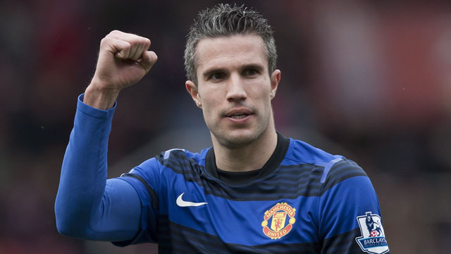 The current incarnation of a historically brilliant line of Dutch strikers, Robin van Persie's value to club and country truly cannot be understated. Recently named the captain of the Netherlands National Team, the 30-year-old Manchester United striker is a technically gifted goal-scoring machine that is equally comfortable playing as an out-and-out centre-forward, or as an off-set support attacker. He featured in all 38 games for the league champions – a rare feat in an otherwise injury prone career – and scored 26 goals, accounting for over 30 per cent of United's offence. He was dominant in eight seasons for Arsenal from 2004-12, potting 96 goals in 194 appearances in that span, and clearly did not miss a beat after signing a four-year deal to stay at Old Trafford till 2016. (AP/Jon Super)