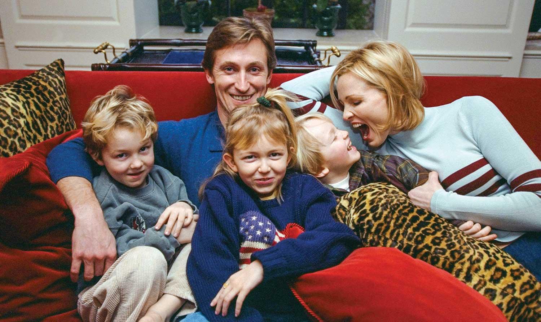 Trevor Gretzky The Great Son Sportsnet Ca