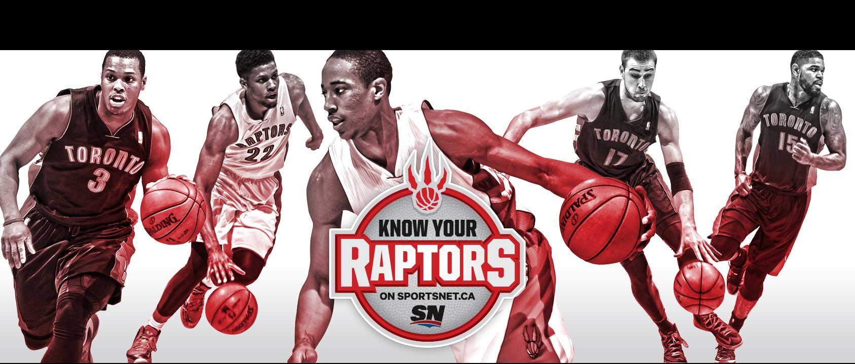 Know Your Toronto Raptors