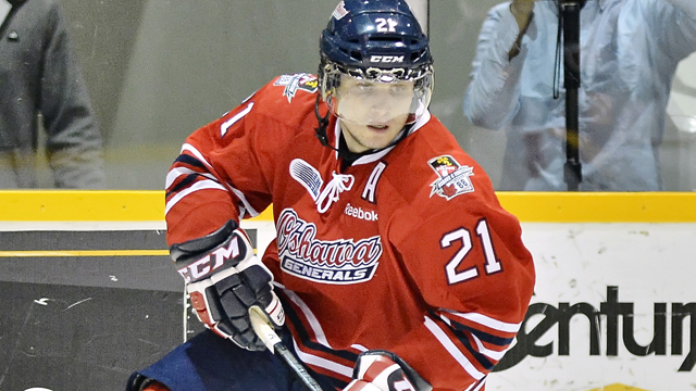 OHL: Laughton, Generals Coast By Storm