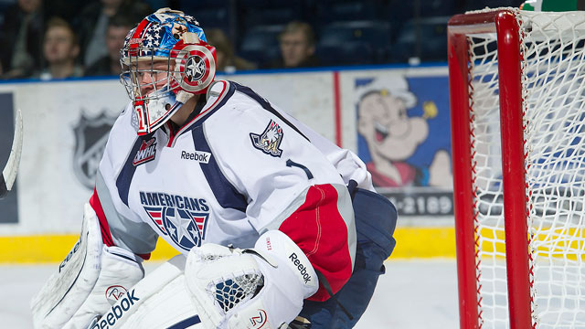 WHL: Americans Edge Silvertips In Overtime