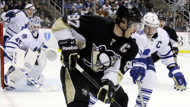 Exciting Chapter Added To Phaneuf-Crosby Rivalry