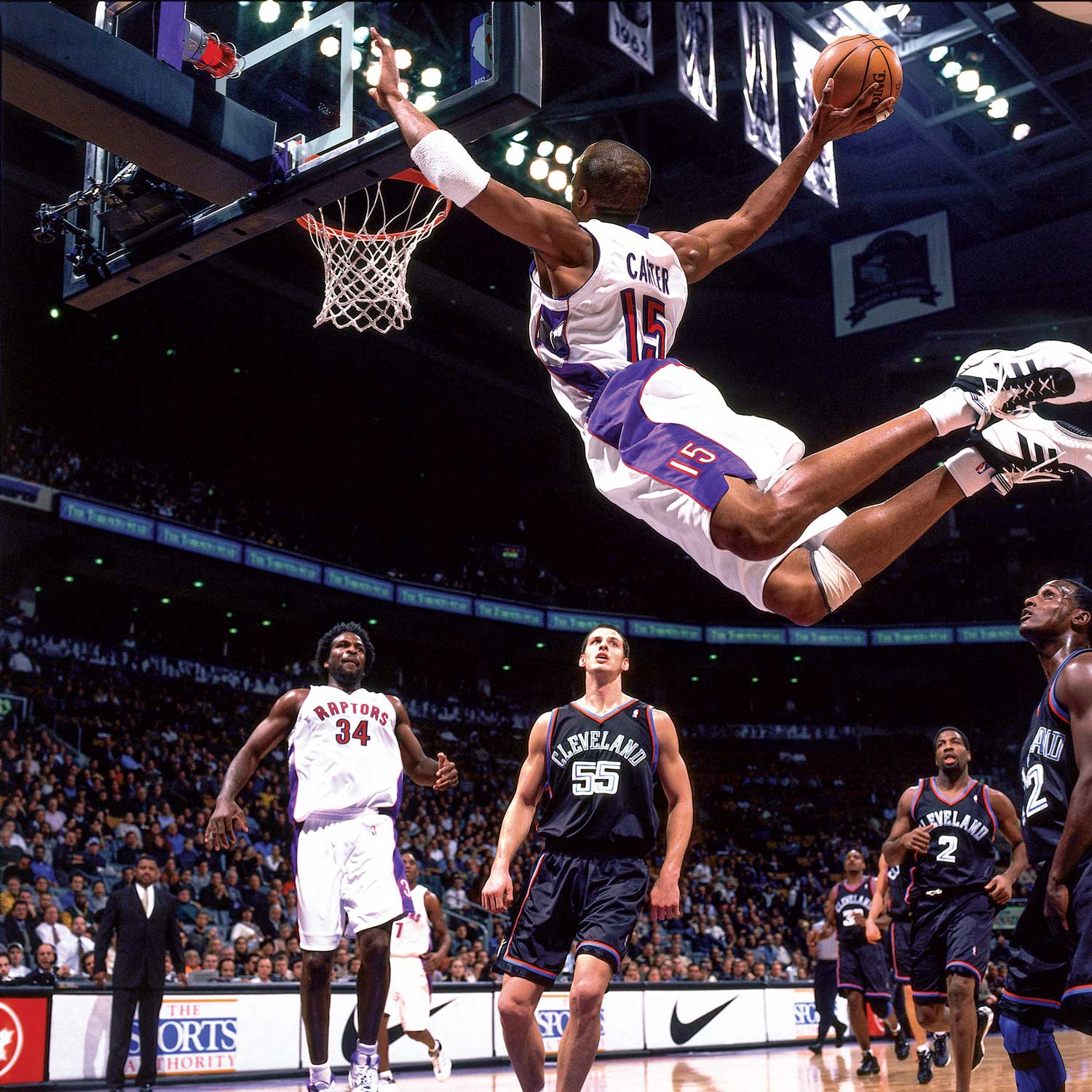 Vince Carter Would Say &#39-Sorry&#39- to Frederic Weis | SLAMonline