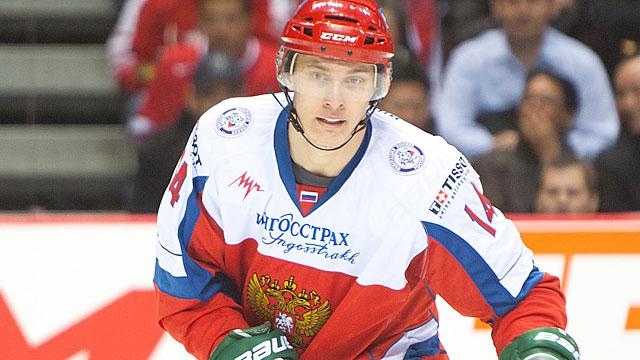 QMJHL: Moncton's Tkachev Showing Shades Of Samsonov