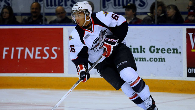 OHL: Ho-Sang's Six Points Lead Spits Over Battalion