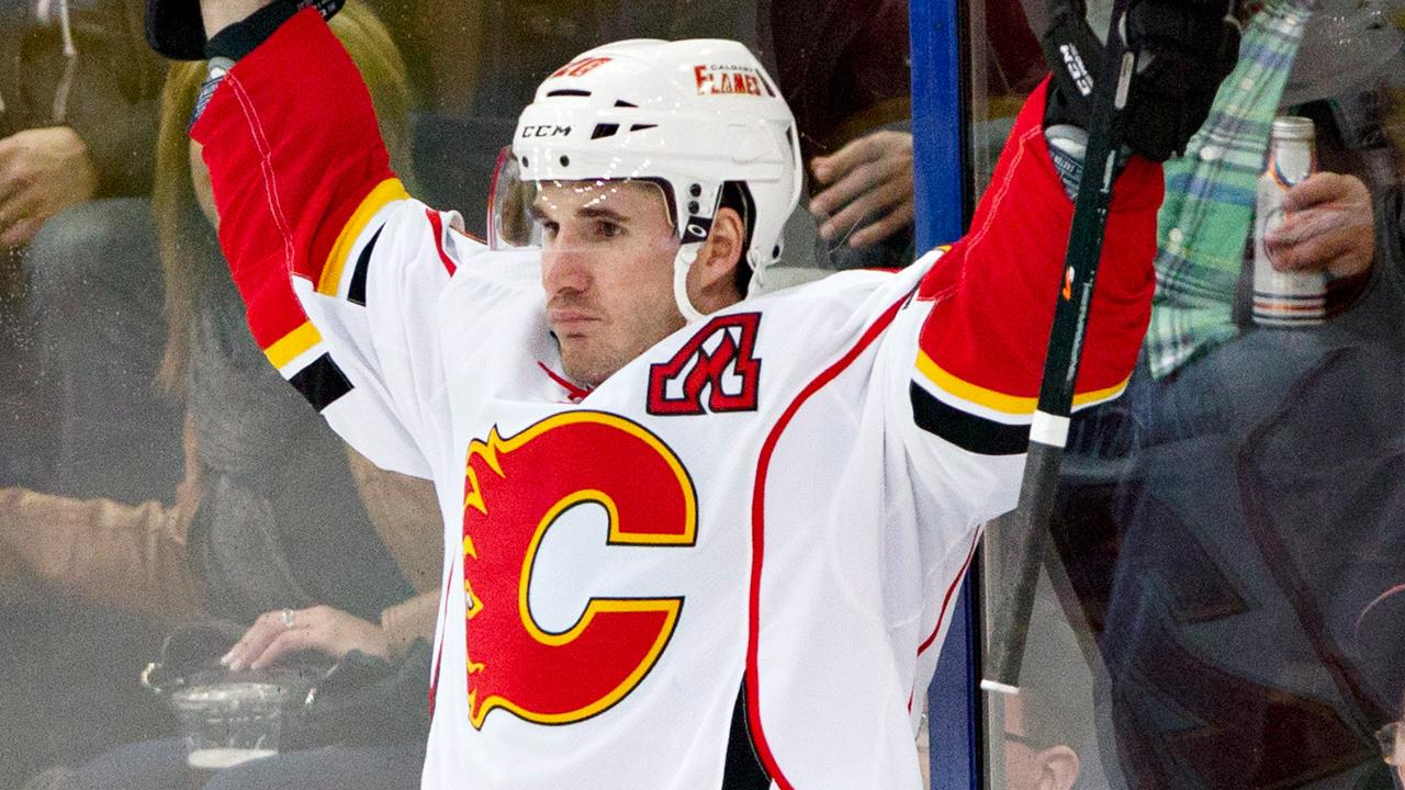Curtis-Glencross;-Calgary-Flames