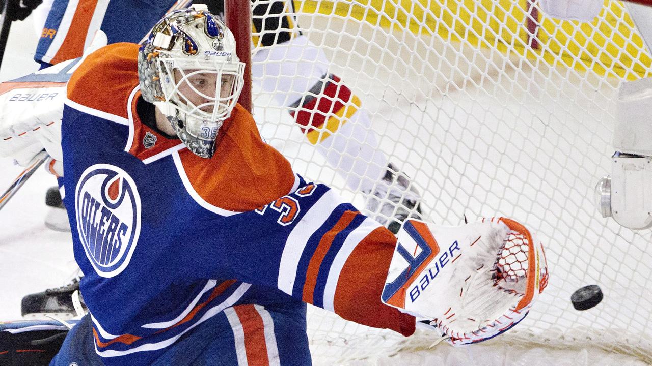 Viktor-Fasth;-Edmonton-Oilers;-KHL