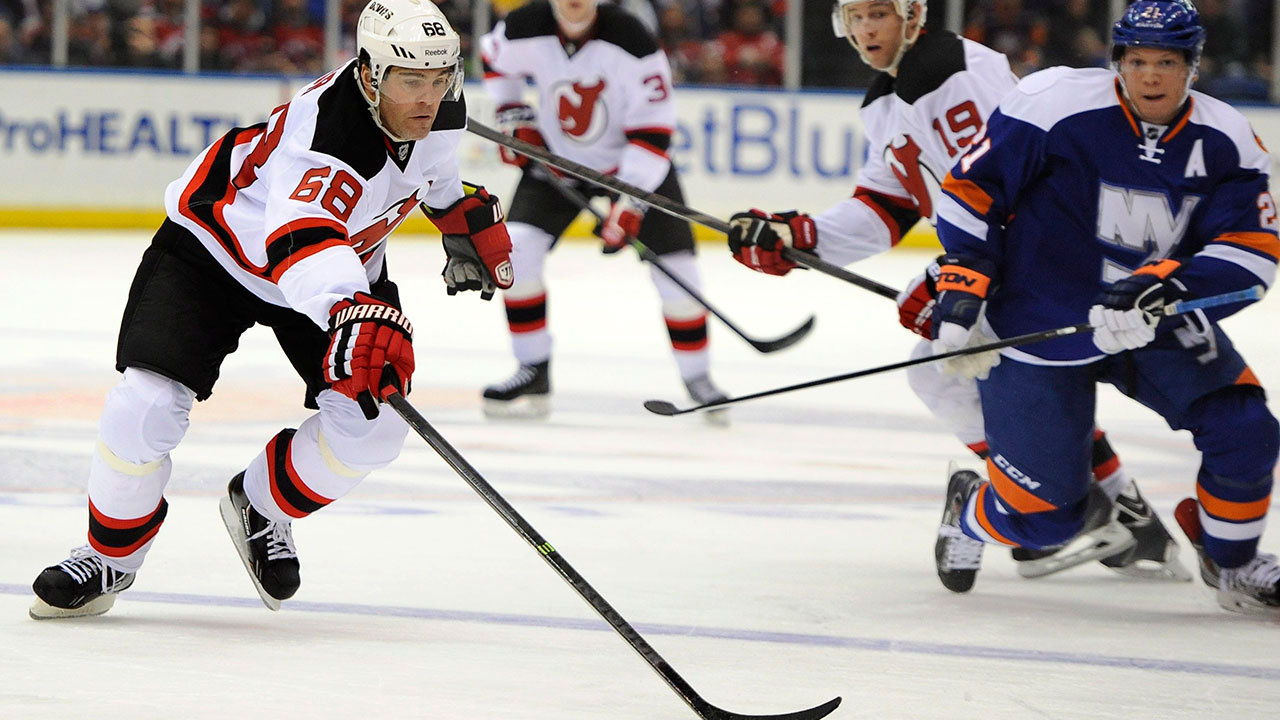 on sale abb7a 63a92 Jagr officially signs new contract with Devils - Sportsnet.ca