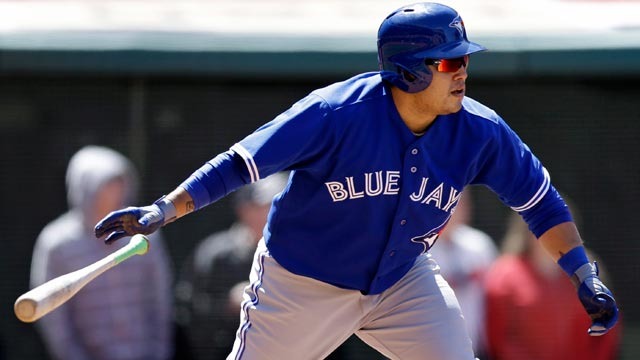 Toronto-Blue-Jays;-Dioner-Navarro;-Winter-Meetings