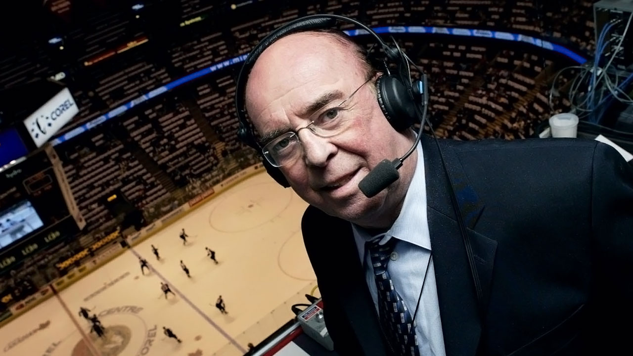 Bob Cole's voice? There's an app for that! - Sportsnet ca