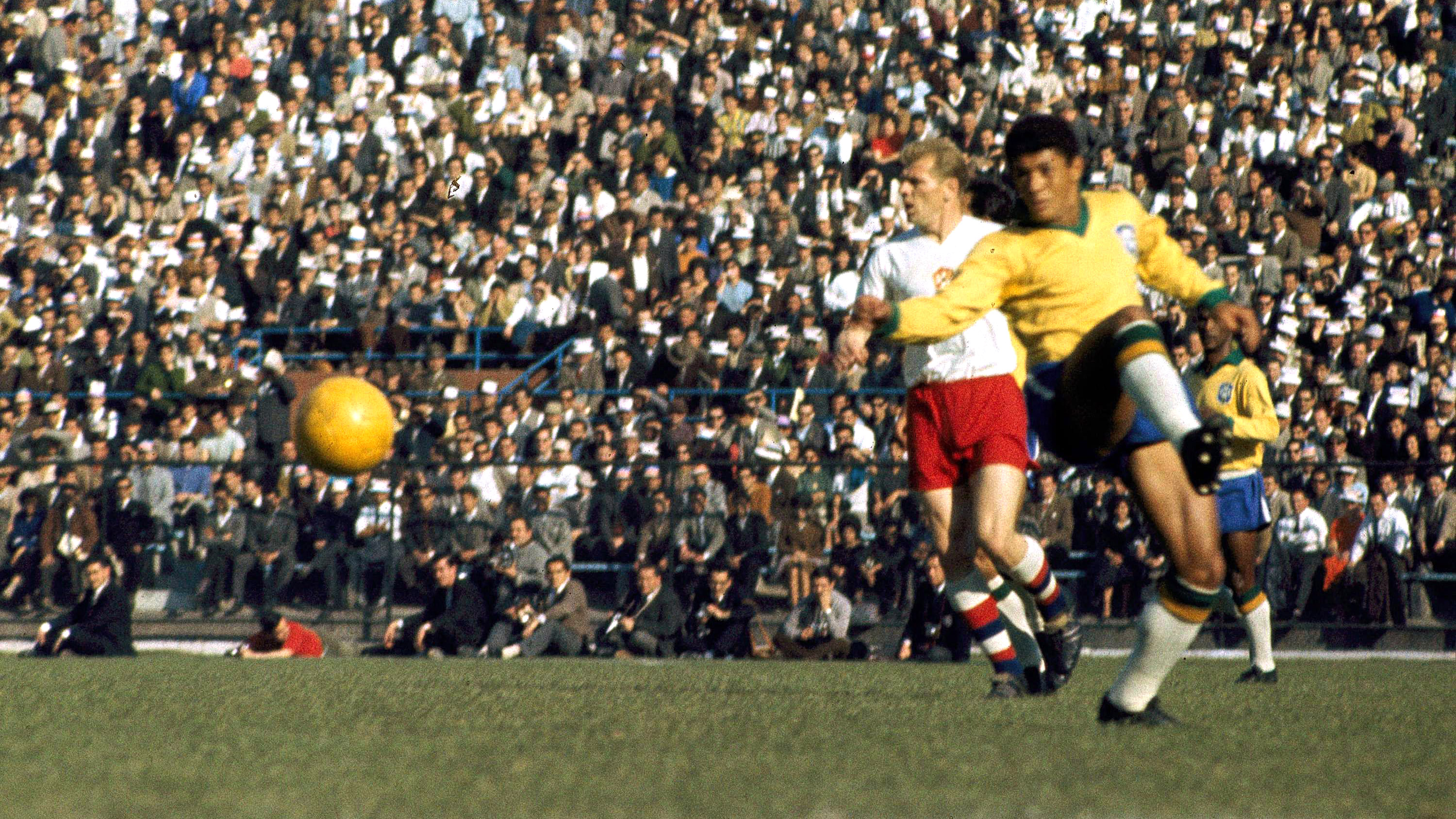 History of the World Cup: 1962 – Garrincha guides Brazil to glory ...