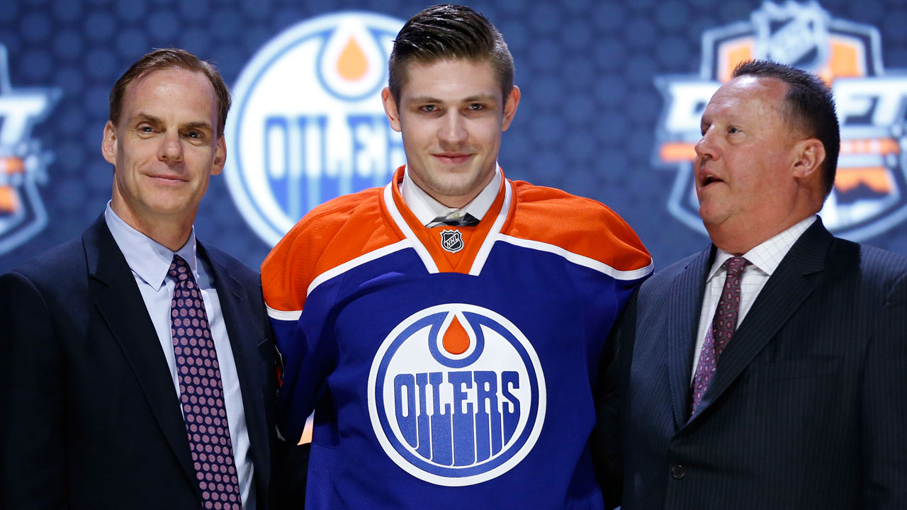 Breaking down the best and worst Oilers drafts of the salary-cap era - Sportsnet.ca