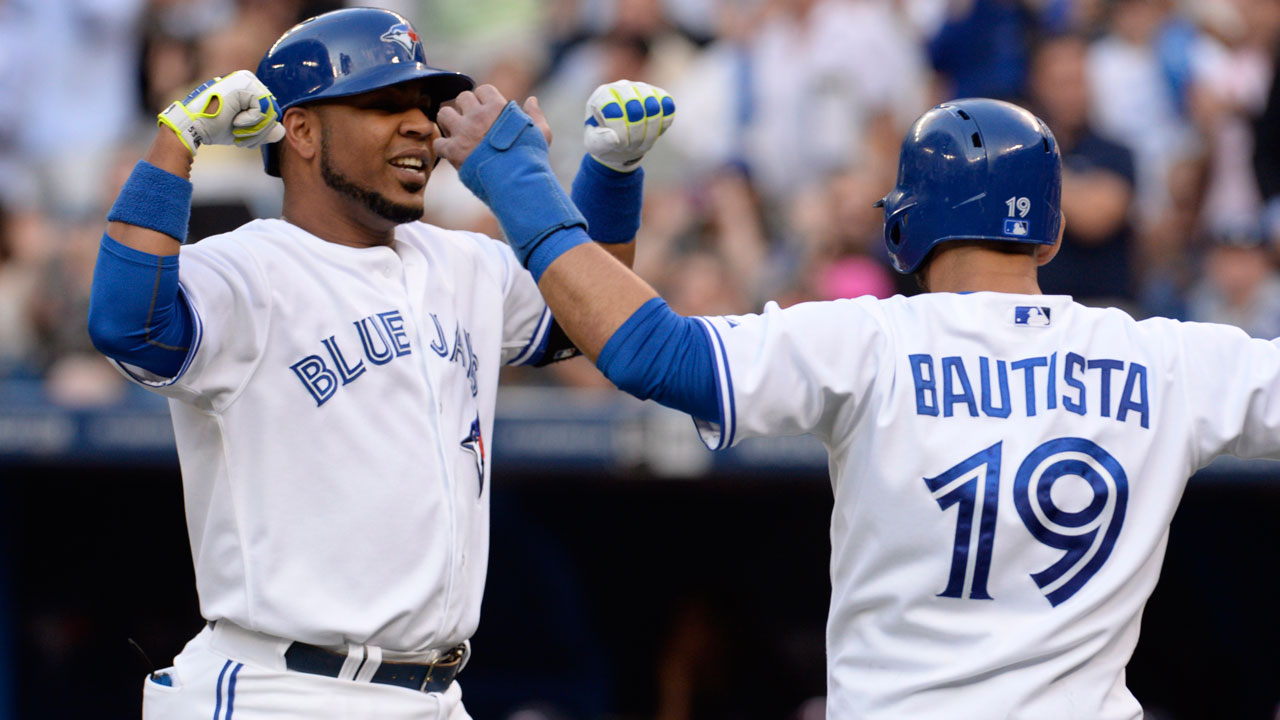 Toronto-Blue-Jays;-Edwin-Encarnacion;-Jose-Bautista