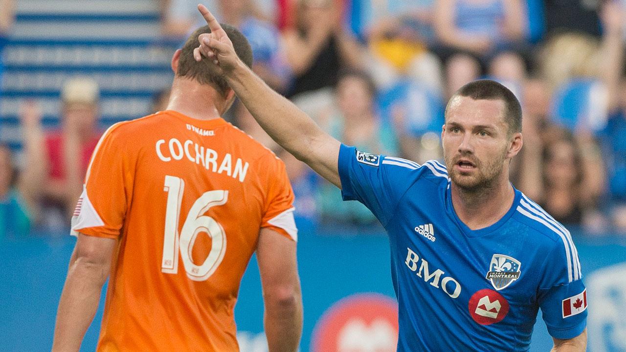 Jack Mac leads Impact over slumping Dynamo - Sportsnet ca