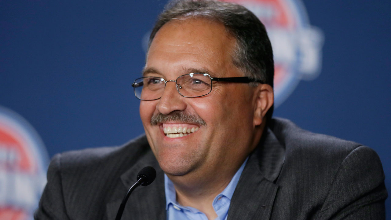 Stan Van Gundy becomes head coach of 'talented' New Orleans Pelicans