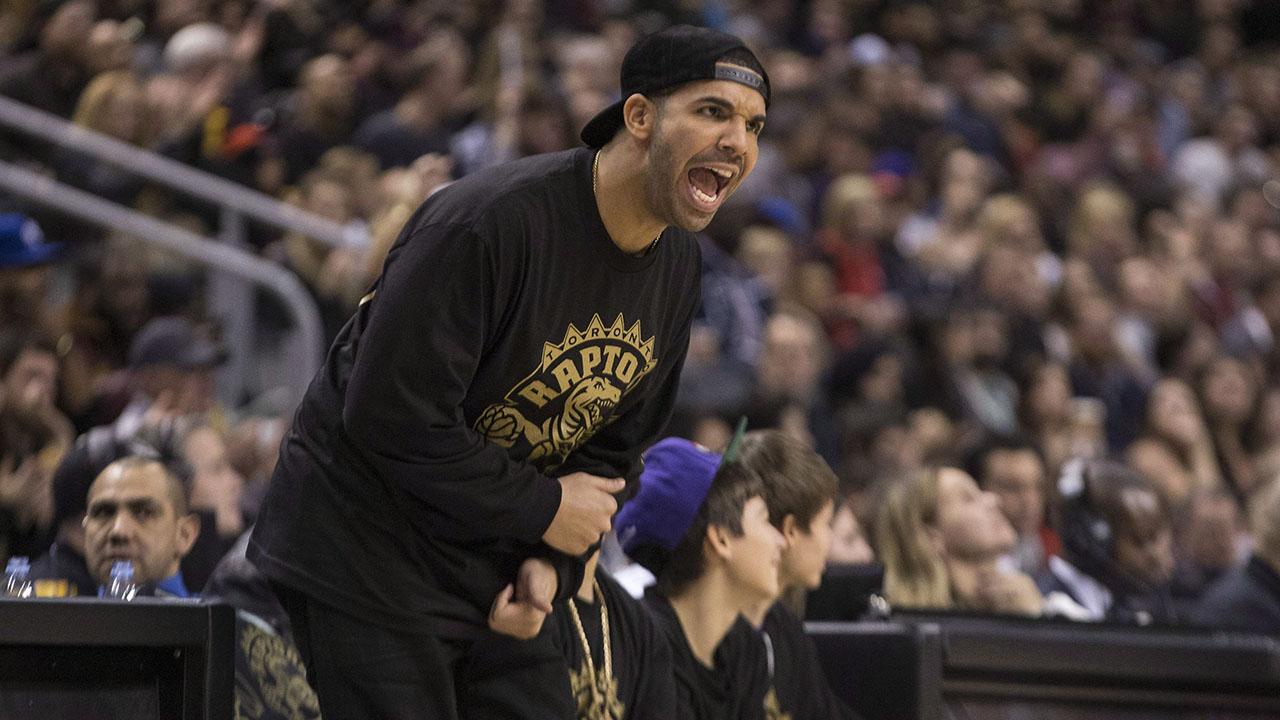 Drake;-Toronto-Raptors;-NBA