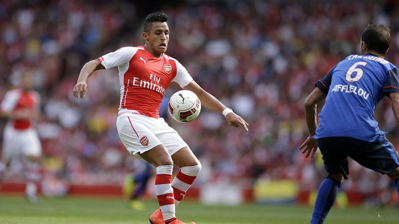 Alexis-Sanchez-Arsenal