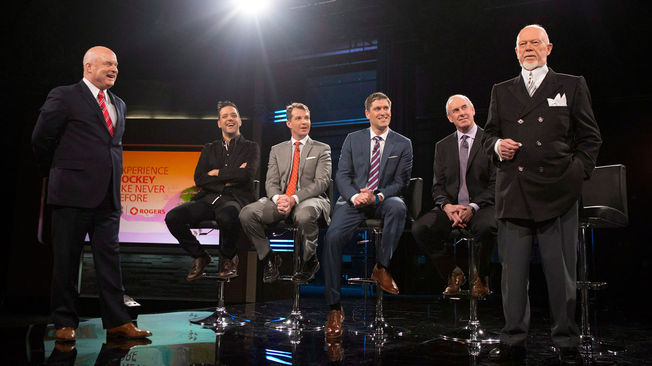 Healy Hrudey Headline Sportsnet Broadcast Team Sportsnet Ca