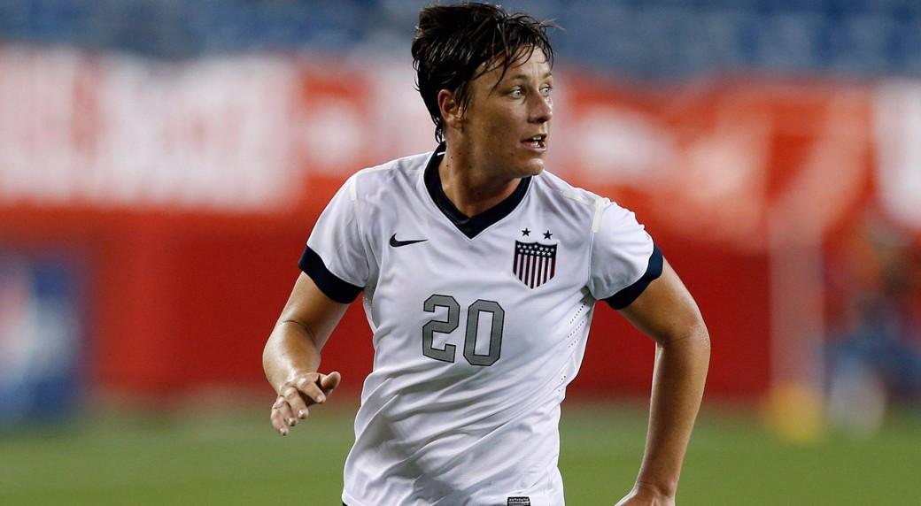 Abby-Wambach;-US-Women's-National-Team;-USWNT