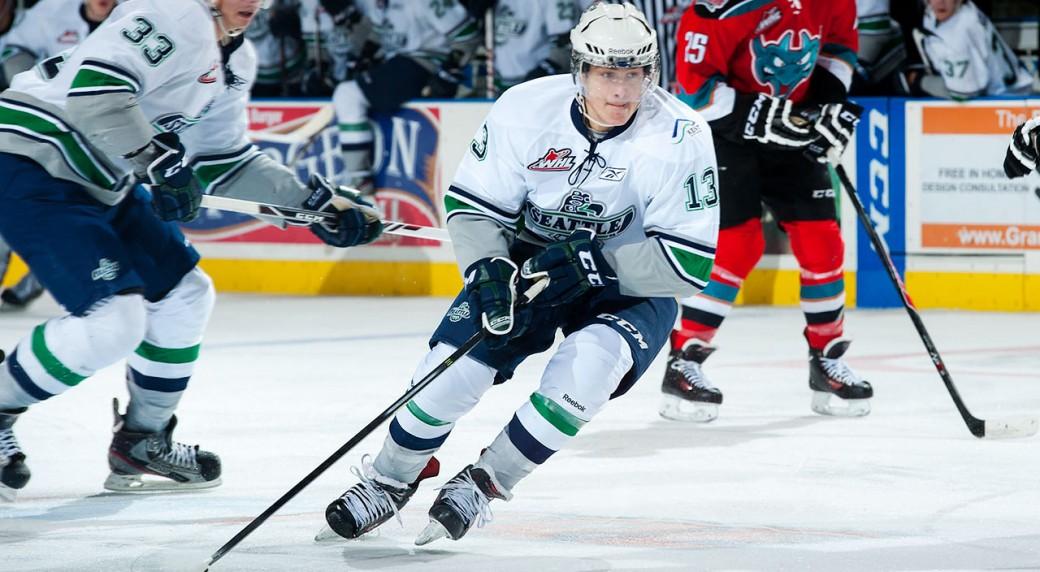 Mathew-Barzal;-Seattle-Thunderbirds;-WHL;-New-York-Islanders;-2015-NHL-Draft;-WHL;-NHL;-Sportsnet